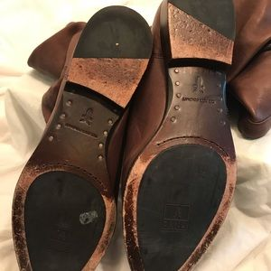 Frye Shoes - Frye Soft Leather Boots